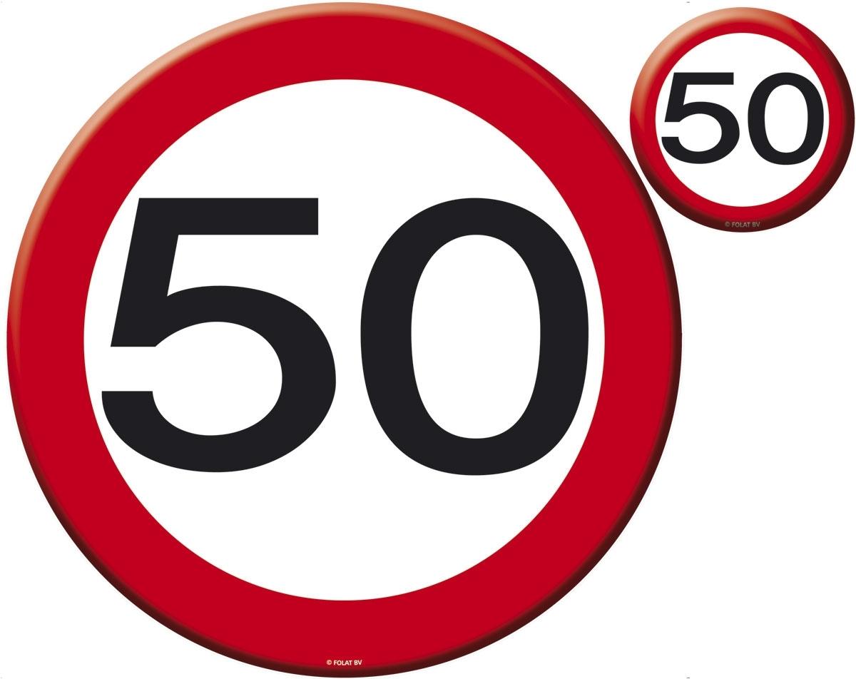 50 geburtstag deko 8 untersetzer tischdeko party schild ebay for Party deko 50 geburtstag