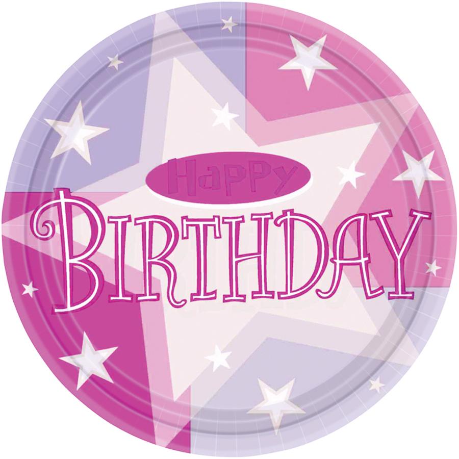 Pink party deko set tischdeko zahl 18 30 40 50 60 for Deko 50 geburtstag tischdeko